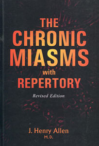 Allen J.H. - The Chronic Miasms with Repertory
