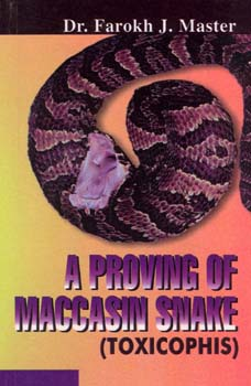 Master F.J. - A Proving of Moccasin Snake (Toxicophis)