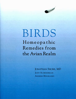 Shore J. - Birds - Homeopathic Remedies from the Avian Realm