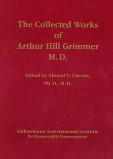 Grimmer A.H. / Currim A.N. - The Collected Works of Arthur Hill Grimmer - Edited by Ahmed N. Currim