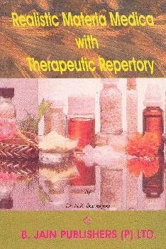 Banerjee N.K. - Realistic Materia Medica with Therapeutic Repertory