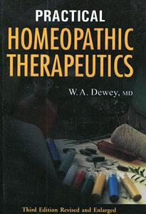 Dewey W.A. - Practical Homoeopathic Therapeutics