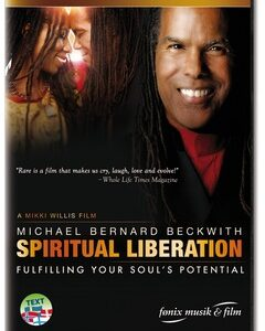 DVD - Beckwith M.B. - SPIRITUAL LIBERATION