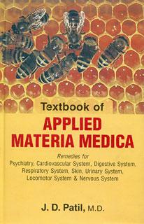 Patil J.D. - Textbook of Applied Materia Medica