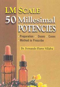 Villalva F.F. - LM Scale 50 Millesimal Potencies