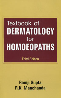 Gupta R. / Manchanda R.K. - Textbook of Dermatology for Homoeopaths