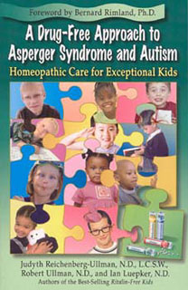 Reichenberg-Ullman J. - A Drug-Free Approach to Asperger Syndrome and Autism