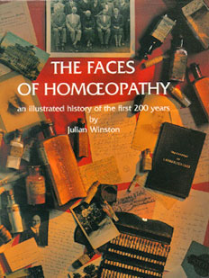 Winston J. - The Faces of Homoeopathy