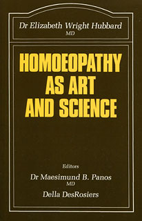 Wright-Hubbard E. - Homoeopathy as Art and Science