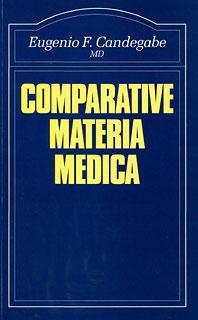 Candegabe E.F. - Comparative Materia Medica