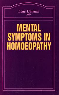 Detinis L. - Mental Symptoms in Homoeopathy