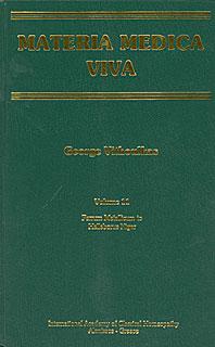 Vithoulkas G. - Materia Medica Viva - Volume 11 - Ferrum Metallicum to Helleborus Niger
