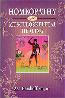 Hershoff A. - Homeopathy for Musculoskeletal Healing