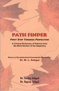 Sehgal S. / Sehgal Y. - Path Finder - First Step Towards Perfection