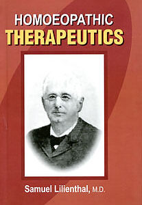 Lilienthal S. - Homoeophatic Therapeutics