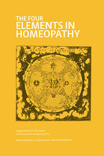 Norland M. - The Four Elements in Homeopathy - Mappa Mundi of elements and associated temperaments