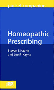 Kayne S.B. - Homeopathic Prescribing Pocket Companion