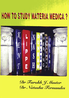 Master F.J. / Fernandes N. - How to Study Materia Medica