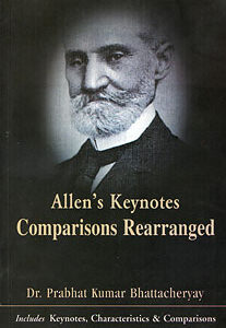 Bhattacheryay P.K. - Allen's Keynotes- Comparisons Rearranged - includes Keynotes, Characteristics & Comparisons