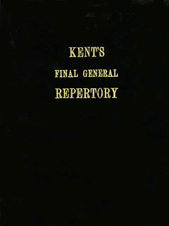 Schmidt P. - Kent's Final General Repertory of the Homoeopathic Materia Medica (Large Size)