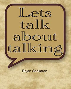 DVD - Sankaran R. - Lets talk about talking