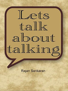 DVD - Sankaran R. - Lets talk about talking