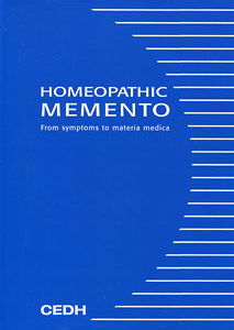 Busser M. - Homeopathic Memento - From symptoms to materia medica
