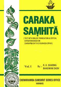 Dash B.V. / R.K. Sharma - Caraka Samhita - 7 Volumes