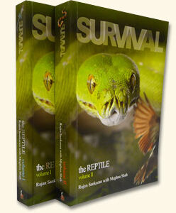 Sankaran R. - Survival - The Reptile - Volume 1 and 2