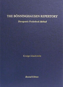Bönninghausen C. / Dimitriadis G. - The Bönninghausen Repertory- Second Edition