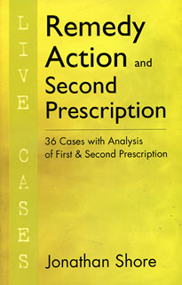 Shore J. - Remedy Action and Second Prescription - Live Cases - 36 cases with Analysis of First and Second Prescription