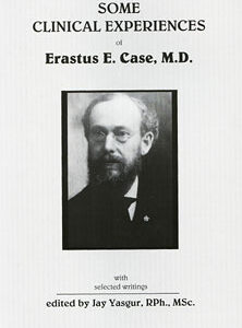 Case E.E. - Some Clinical Experiences with selected writtings