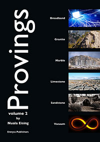 Eising N. - Provings volume 2 - Broadband, Granite, Marble, Limestone, Sandstone & Vacuum