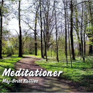 CD - Kallies Maj-Britt - Meditationer