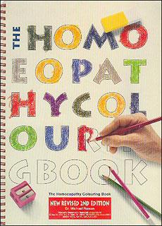 Rowan M. - The Homeopathy Colouring Book