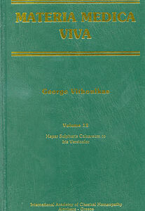 Vithoulkas G. - Materia Medica Viva - Volume 12 - Hepar Sulphuris Calcareum to Iris Versicolor