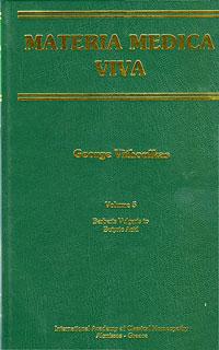 Vithoulkas G. - Materia Medica Viva - Volume 5 - Berberis Vulgaris to Butyric Acid