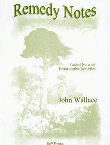 Wallace J. - Remedy notes - Part 1