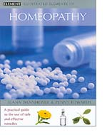 Dannheiser I. / Edwards P. - Illustrated Elements of Homeopathy - A practical guide to the use of safe and effective remedies