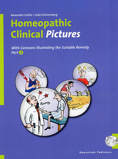 Gothe / Drinnenberg - Homeopathic Clinical Pictures - Part 2