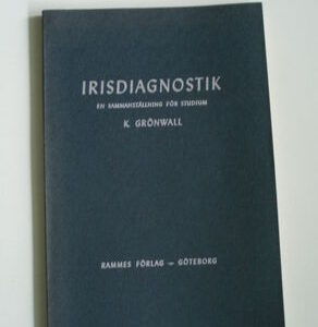 Grönvall K - Iris och ögondiagnostik