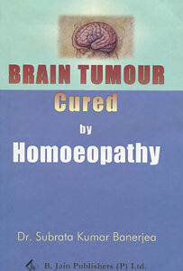Banerjea S.K. - Brain Tumor Cured by Homeopathy