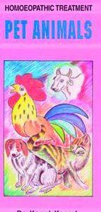Kansal K. - Homoeopathic treatment Pet Animals