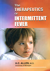 Allen H.C. - TheTherapeutics of Intermittent Fever