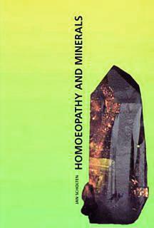 Scholten J. - Homoeopathy and Minerals