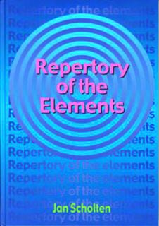 Scholten J. - Repertory of the Elements