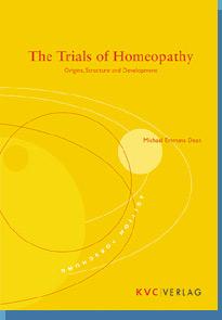 Dean M.E. - The Trials of Homeopathy + CD
