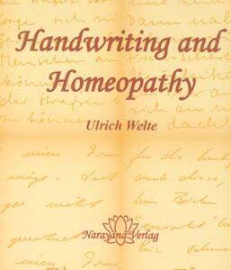Welte U. - Handwriting and Homeopathy