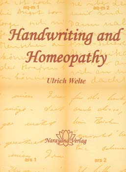 Welte U. - Handwriting and Homeopathy