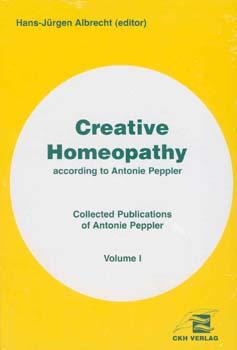 Albrecht H-J. - Creative Homeopathy-Volume I